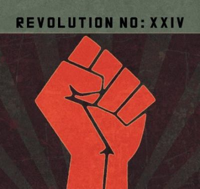 Revolution No: 24 starts here!