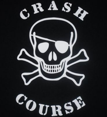 'Crash Course' are a U.K. Subs covers band - click this logo for more info