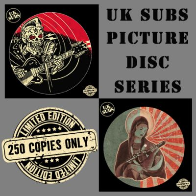 WIP & XXIV picture disc package ad