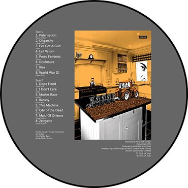 Ziezo Picture Disc B