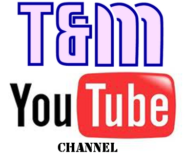 View the Time & Matter You Tube Channel