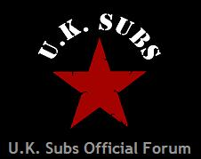 Join the U.K. Subs forum - click here