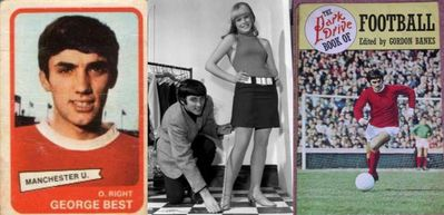 George Best images - click to enlarge