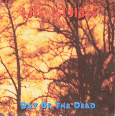Day of the dead front cover