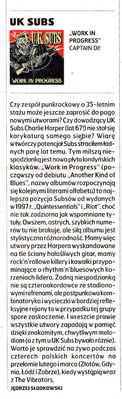 Gazeta Wyborcza 3.3.11 Page 14 review - click to enlarge