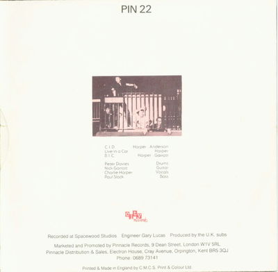 1979 re-release back cover