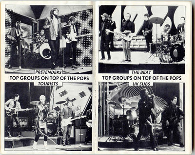 Top Groups on TOTP indeed!