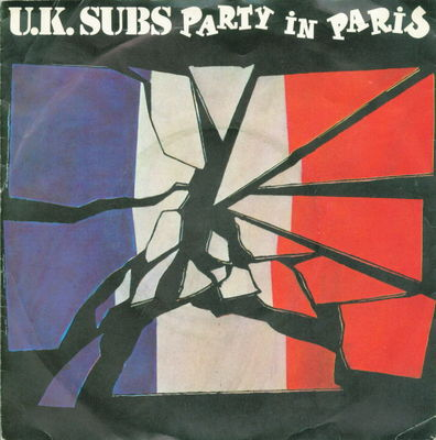 Party in Paris front cover (UK)