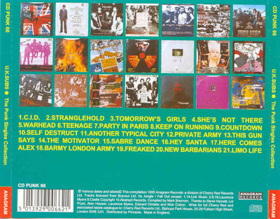 CDPUNK66 back cover