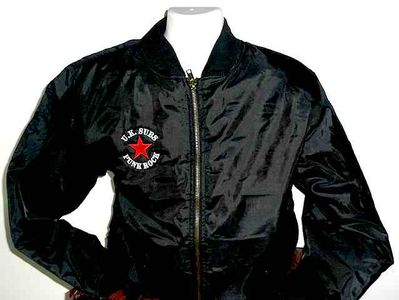 Flight Jacket - click to enlarge