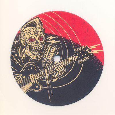 White Vinyl Side 2