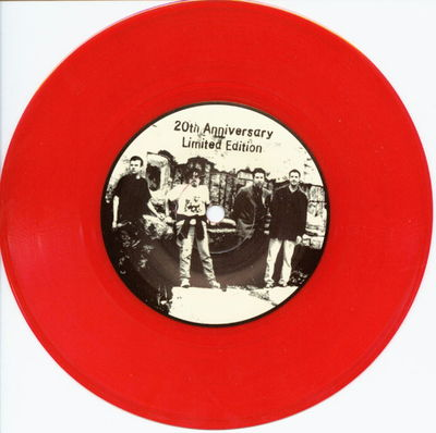 Red vinyl A-side