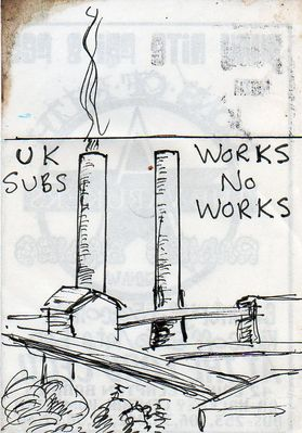 Works Cartoon