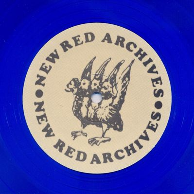 NRA05 Blue vinyl Side 1