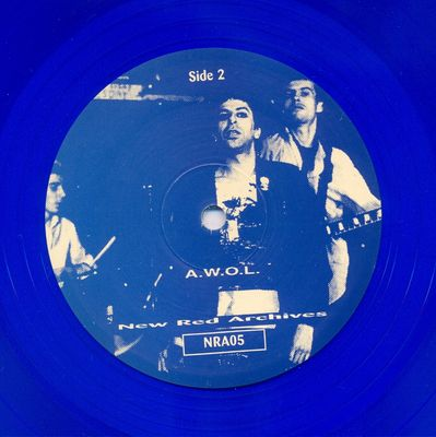 NRA05 Blue vinyl Side 2