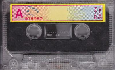 Cassette, side A