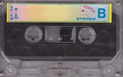 Cassette, side B