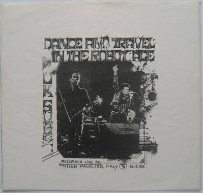 Bootleg front cover