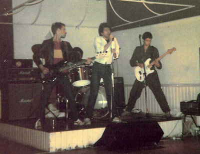 Castle, Tooting, Dec 1977, Steve Slack, Harper, Garratt CLICK TO ENLARGE