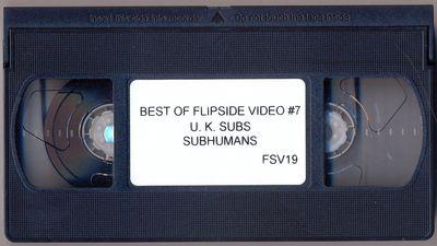 FSV19 cassette