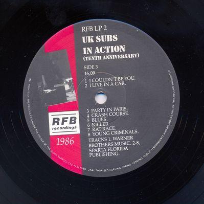RFBLP2 Black vinyl Side 3