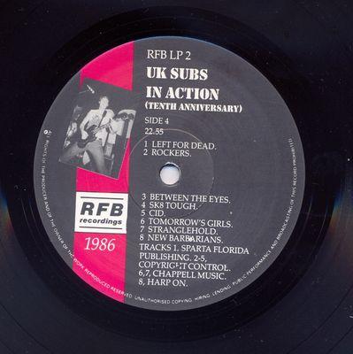 RFBLP2 Black vinyl Side 4