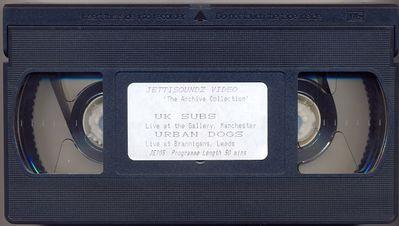 JE105 VHS