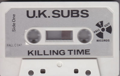 Cassette, side one