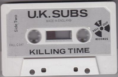 Cassette, side two