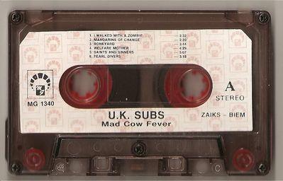 Cassette A side