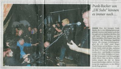 Gig review