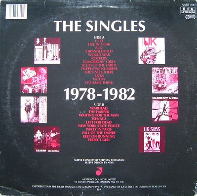 AABT800LP 1989 back cover