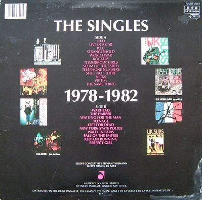 AABT800LP 1991 back cover