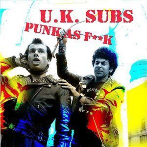 Punk As Fuck