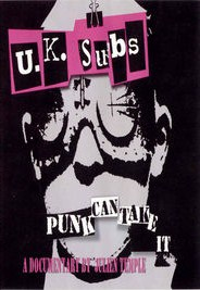 UK Subs Warhead - 25th Anniversary Marquee Concert